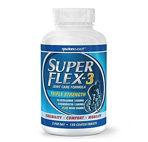 SuperFlex 3 - 150 (Glucosamina Solfato Msm)
