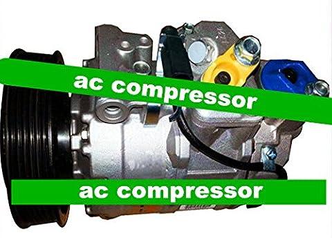 Gowe Climatisation Compresseur pour Denso 7seu16C Compresseur de climatisation pour voiture Audi A6Vant 1997–20054b0260805h