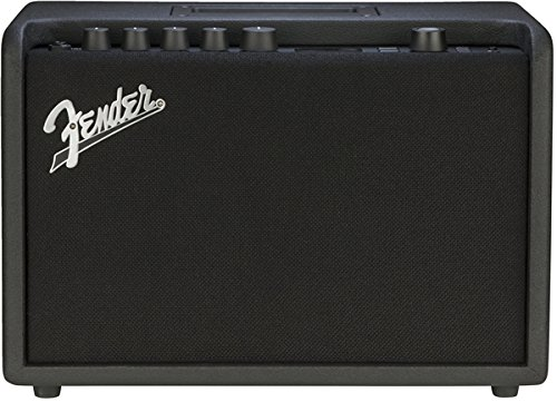 Fender Mustang GT 40 Bluetooth Enabled Solid-State Modeling Guitar Amplifier