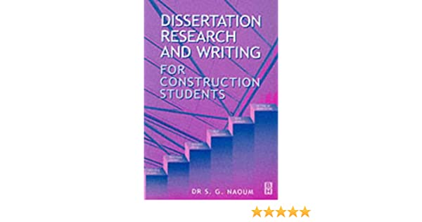 dissertation writing construction students pdf A sample research paper/thesis/dissertation on aspects of research paper/thesis/dissertation approval to the writing of this paper.