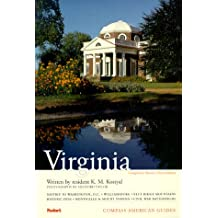 Compass American Guides: Virginia, 3rd Edition (Full-color Travel Guide)
