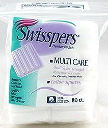 Swisspers Cotton Squares