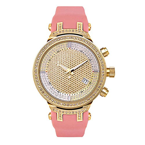 Joe Rodeo Diamante Orologio da donna - MASTER LADY oro 0,9 ctw
