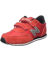 e549418aa New Balance KE410 Kids Lifestyle Velcro - Zapatillas de Deporte para Bebés  Niños