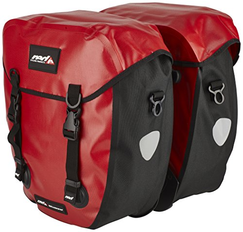 Red Cycling Products WP100 Pro II Carrier Bag Red 2017 Fahrradtasche