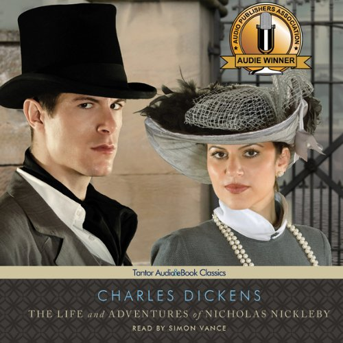 The Life and Adventures of Nicholas Nickleby  Audiolibri