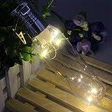 Semoic Solar Energie hangende Lampe Kupferrohr Muster LED Licht Weihnachts Baum Haus Schlafzimmer Hof Dekoration Lichter