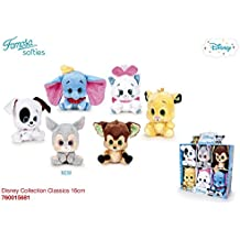 Disney Famosa Softies - Peluche 15 cm Animal Friends (760015681)