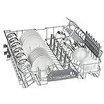 Bosch SMI46MS01E Serie 4 Silence Plus Geschirrspüler/60 cm/Integriert/A++/262 kWh/Jahr /1820 L/jahr/VarioFlex-Körbe und…