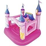 Bestway Château gonflable air de jeux Disney Princesse 157 X 147 x 163 cm