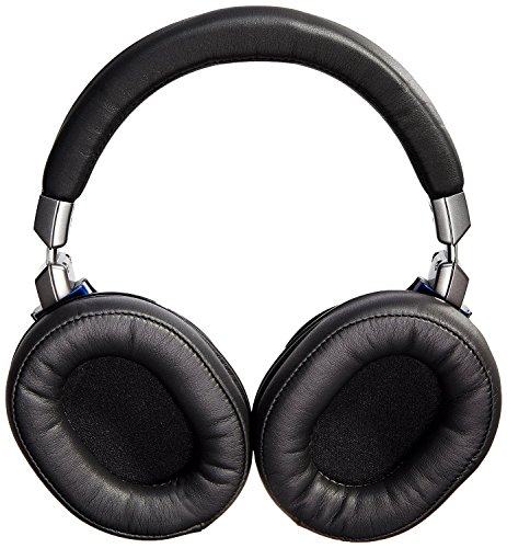 Audio Technica ATH-MSR7BK High-Resolution Kopfhörer schwarz - 4