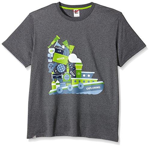 the-north-face-t-shirt-da-uomo-a-manica-corta-serie-tee-grigio-tnf-medium-grey-heather-l