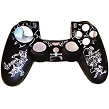 Hytech Plus PS4 God Of War Action Theme Feather Soft DualShock 4 Silicone Sleeve- White