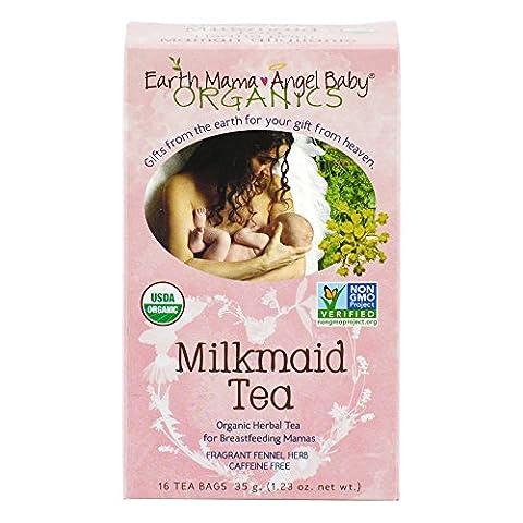 Earth Mama Angel Baby Organic Milkmaid (Energia Tisane)