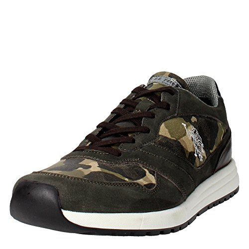 U.s. Polo Assn BOUT4351W4/KL1S-26 Sneakers Uomo Marrone