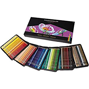 Sanford Wood Prismacolor Premier Colored Pencils, 150 pcs