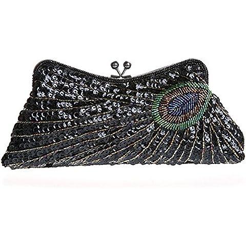 borsa del modello del pavone/pacchetto nuziale/borsa da sera di moda/Di