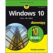 Windows 10 All-In-One For Dummies (For Dummies (Computers)) (English Edition)
