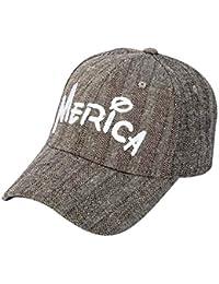 URIBAKY Gorras de béisbol Bordado de Letras Ajustable Gorra de Trucker  Sombrero de Vintage Baseball Cap 3bdb73b680a