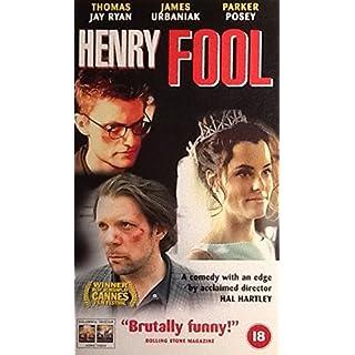Henry Fool [VHS] [1998]