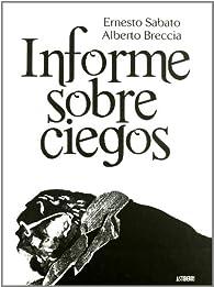 Informe sobre ciegos par Alberto Breccia