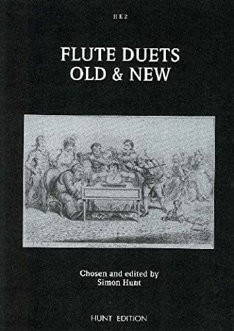 Flute Duets: Old and