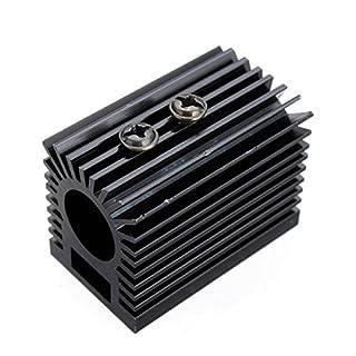 Generic 12 mm Laser Modul Kühlkörper, Halterung für Kühlkörper, Laser-Gravur, CNC-Teile