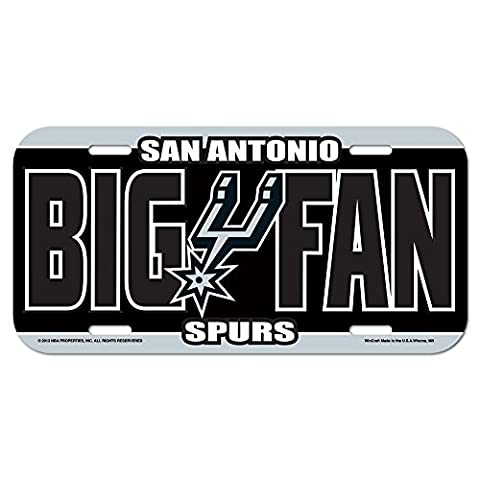 Officially Licensed NBA San Antonio Spurs Sign, Chalk Board