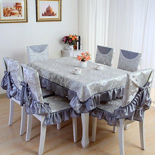 dadao-tabella-tabella-tabella-panno-tessuto-tovaglia-tovaglia-placematsgrigio-argento130180cm