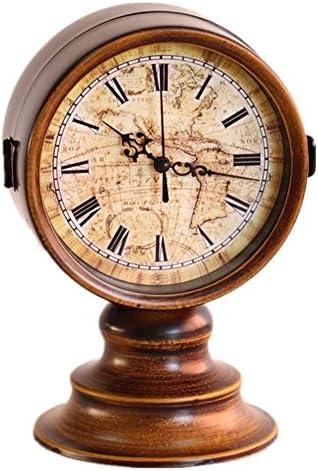 Horloge de décoration horloge européen vintage horloge double face or/bronze/fer or/bronze/fer or/bronze/fer   Matériaux Sélectionnés Avec Soin  d1fcdd