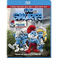 Smurfs/Christmas Carol
