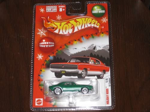 2004 Hot Wheels Holiday Rods '67 Green Camaro by Hot Wheels | Good Design