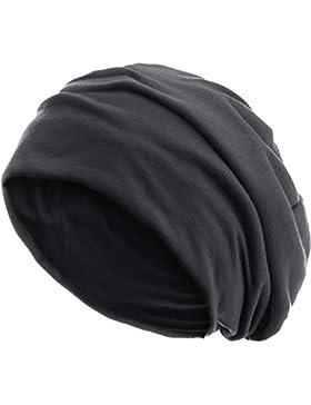 style3 Gorro 'Slouch Beanie' de fino tejido de punto transpirable y ligero, gorro unisex