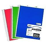 Die besten Mead Notebooks - 5 Subject Notebook, College Rule, 8-1/2 x 11 Bewertungen