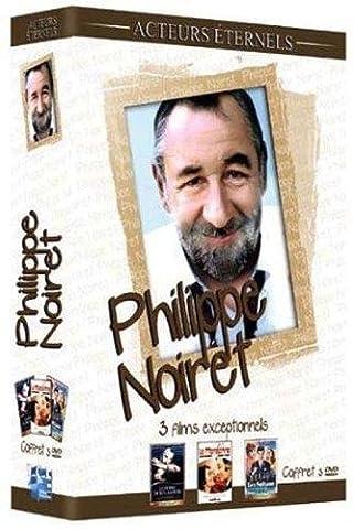 Coffret Philippe Noiret : La femme de mes amours;La mandarine;Les sultans