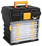 Perel OM14h Boîte à outils de loisirs35,6cm