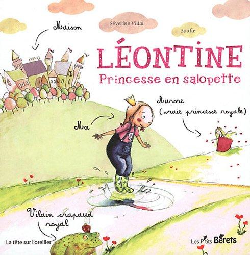 """<a href=""""/node/14329"""">Léontine, princesse en salopette</a>"""