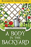 A Body in the Backyard (A Myrtle Clover Cozy Mystery)