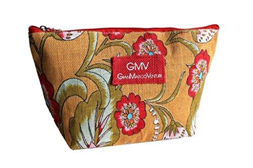 Necessaire Gian Marco Venturi beauté l.fiori beachwear rouge 44373