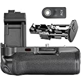 vividNW no brand Battery Grip with LCD Monitor and IR Remote Controller for Canon 500D/450D/1000D/XS/T1i