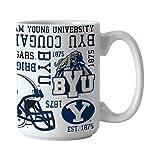 Die besten Keurig Hot Tassen - NCAA BYU Cougar Spirit Tasse, 15-ounce Bewertungen
