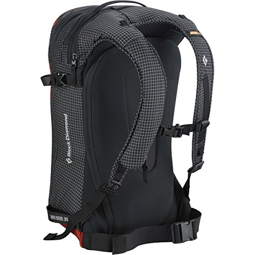 Black Diamond Unisex Dawn Patrol 25 Rucksack Deep Torch/Schwarz