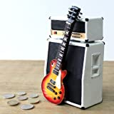 My Music Geschenke AMP & Gitarre Vintage Geld Box