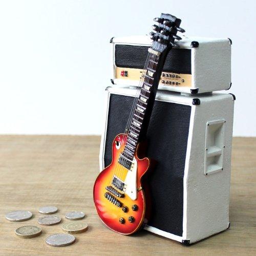 Mi música Regalos Amp Guitarra Vintage Hucha