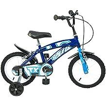 """Toimsa - 474 - Vélo pour Enfant - TX - Garçon - 14"""" - 4 à 7 ans"""