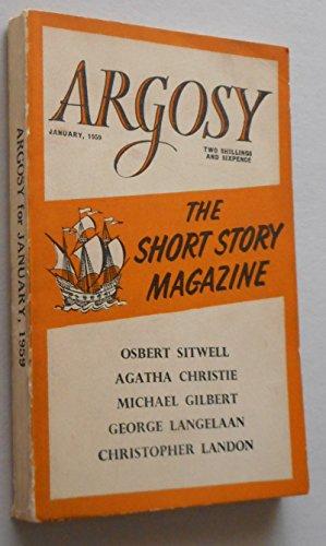 Argosy, vol.XX, no.1, January 1959 par Agatha and others CHRISTIE