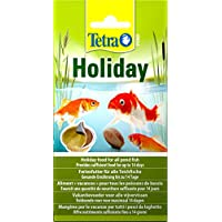 TETRA POND Holiday - Alimentos completos para alimentar peces de estanque