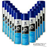Auprotec® Normfest Depuratore dei Freni Multicleaner MC-1 Purificatore Intenso di Freno Spray (12x 500ml)