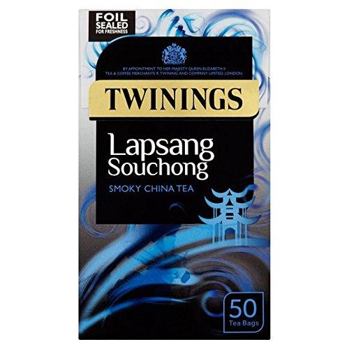 Twinings Lapsang Souchong Teebeutel 50 pro Packung (Twinings Lapsang Souchong)