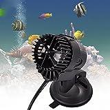 Bargain World Acuario fabricante de onda ajustable de 360 ° 1000l/h-3000l/h para acuario